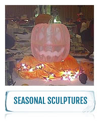 Seasonal Sculptures