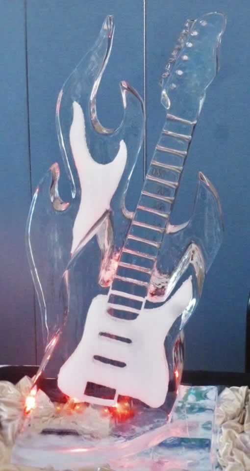 FlamingGuitar