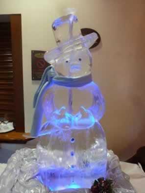 SnowmanLuge